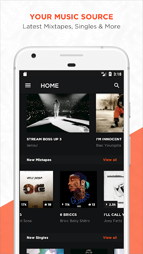 DaMixhub Mixtape & Music Downloader  screenshots 7