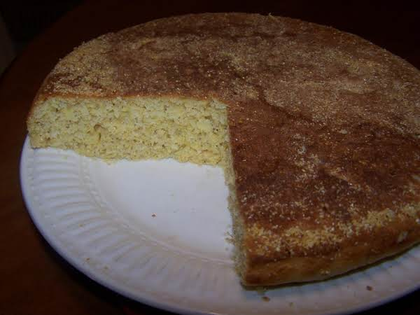 Cornbread From Scratch Recipe