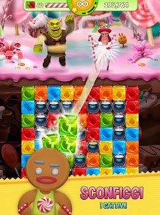 Shrek Sugar Fever- miniatura screenshot