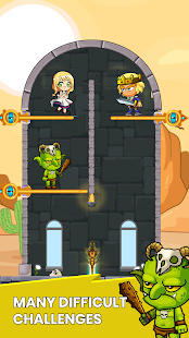 Knight Rescue - Puzzle Master