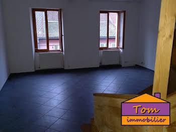 Duplex 3 pièces 79 m2