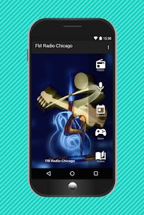 FM Radio Chicago - náhled
