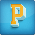 3D Vintage Text Editor - Name Art icon
