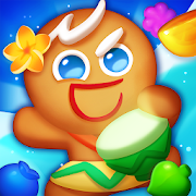 Hello! Brave Cookies (Cookie Run Match 3)