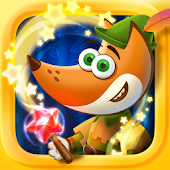 Tim the Fox Puzzle Fairy Tales
