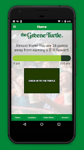 Greene Turtle Rewards- screenshot thumbnail