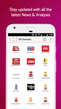 dittoTV: Live TV shows channel