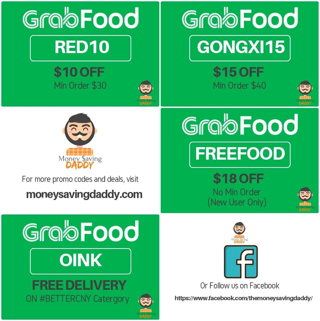 Grab Food Promo Code – 4 Feb to 10 Feb – A Parenting Blog