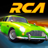 Real Classic Auto Racing - Highway Car Racing
