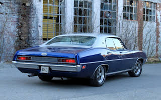 Ford Torino Brougham Rent Rogaland
