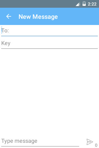 SMS Encryption (Free) screenshot 4
