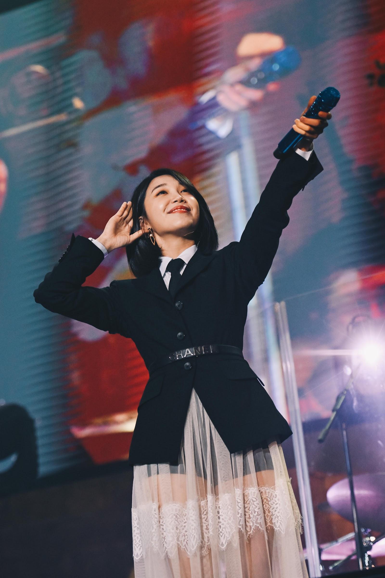 Apink Eunji in Hong Kong 2