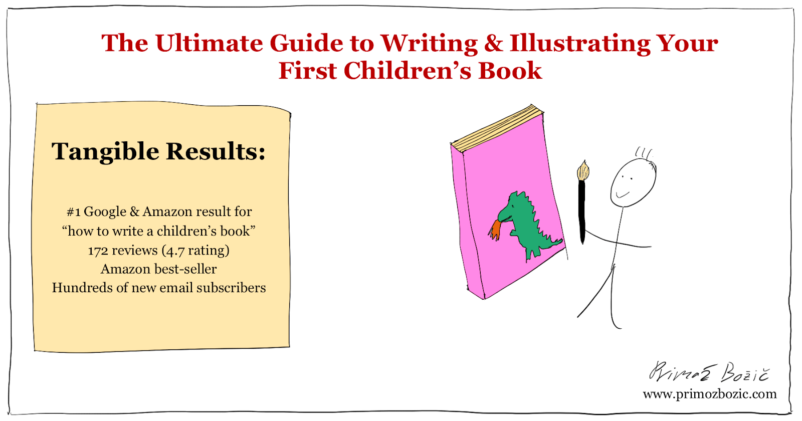 Ultimate Guide Example How to Write a Children's Book
