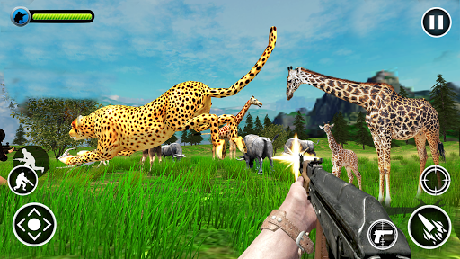 Code Triche Animal Safari Hunter APK MOD screenshots 3