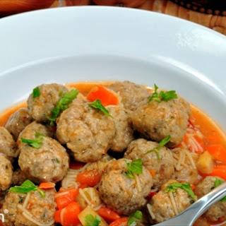 Friendly Italian Wedding Soup Recipe