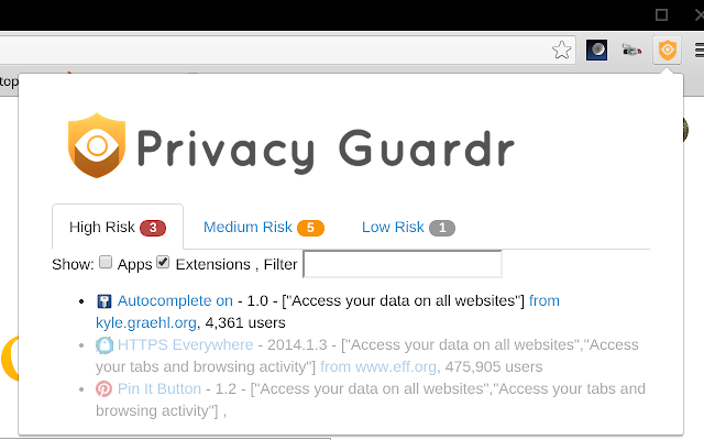Privacy Guardr