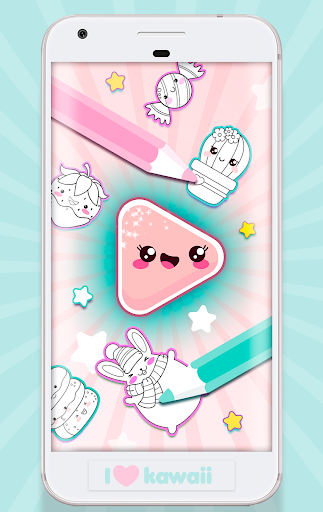 Kawaii Coloring Book By Piu Piu Apps Google Play United States