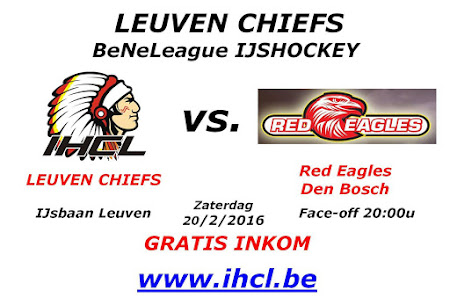 Chiefs Leuven foto