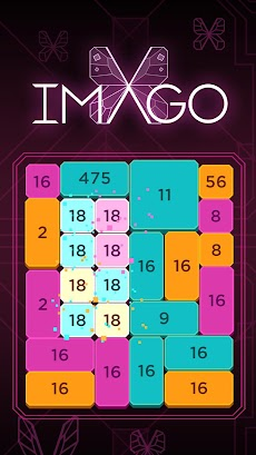 Arkadium Imago – Classic Number Puzzle Gameのおすすめ画像1