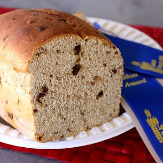 Honey Raisin Bread