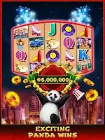 Screenshot of Panda Best Slots Free Casino