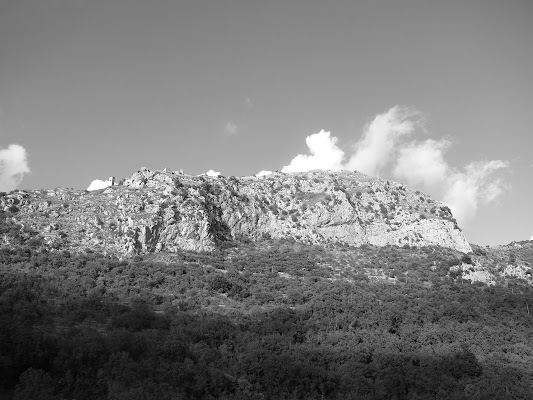 The Asprano Mountain di Templar