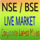 NSE BSE Stock Market Live Android APK Download Free By Prasadapps