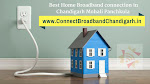 Connect Broadband connection plans Chandigarh
