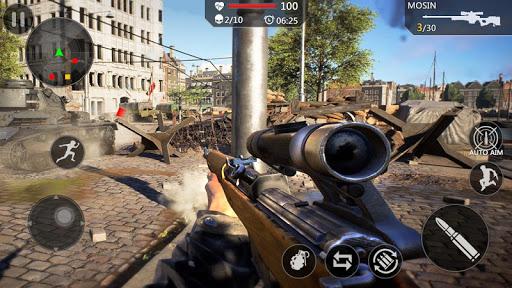 Gun Strike Ops: WW2 - World War II fps shooter 1.0.7 screenshots 4