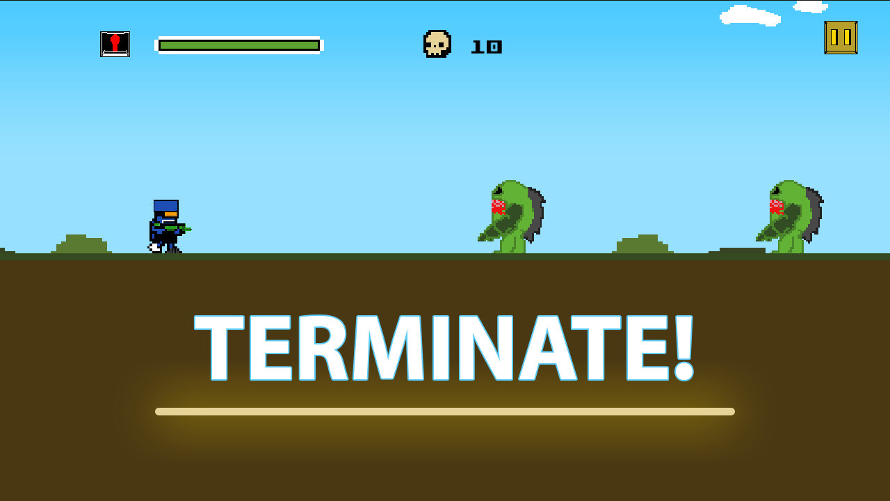 Zombie Unlimited- screenshot