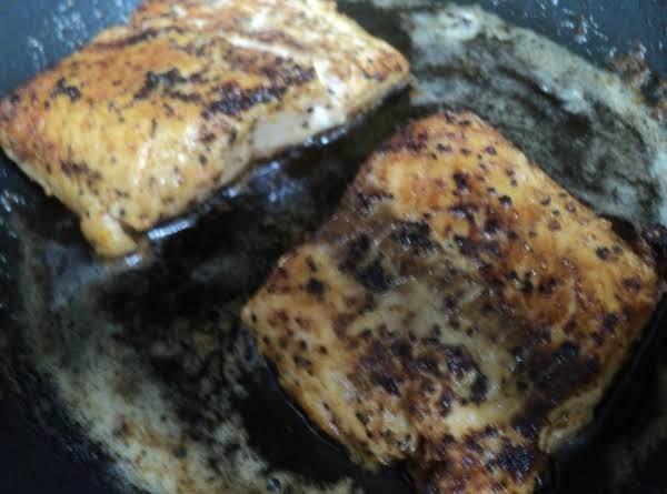 Sexy Salmon Recipe