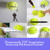 Homemade DIY Inspiration