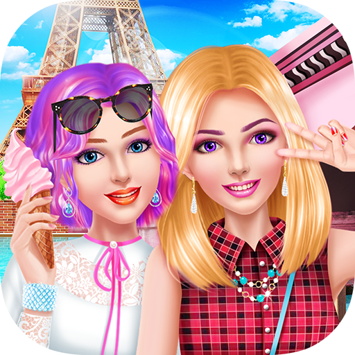 BFF Paris Trip - Fashion Salon 休閒 App LOGO-硬是要APP