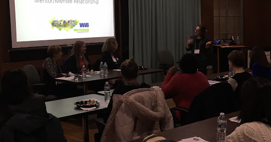 WIB-Pittsburgh presents: Make the Most of Mentoring: Develop a Strong Mentor/Mentee Relationship, January 25, 2018