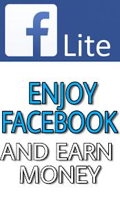 EARN WITH FB - náhled