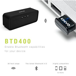 Kinivo BTD-400 Bluetooth 4.0 USB adapter