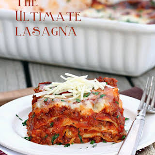The Ultimate Lasagna.