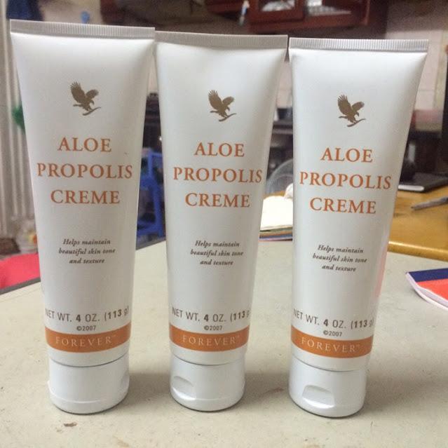 Kem làm mờ vết thâm Aloe Propolis Crème mã số 051