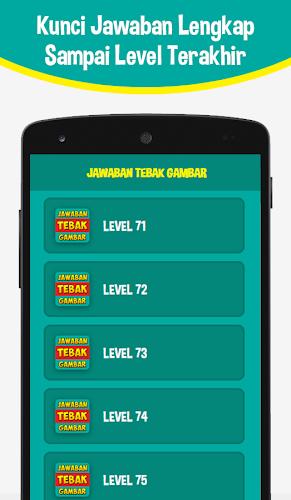 Download Kunci Jawaban Tebak Gambar APK latest version Game