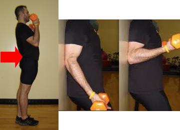 ejercicios de espalda baja con mancuernas