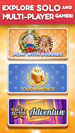 YAHTZEEu00ae With Buddies Dice Game 7.3.5 screenshots 2