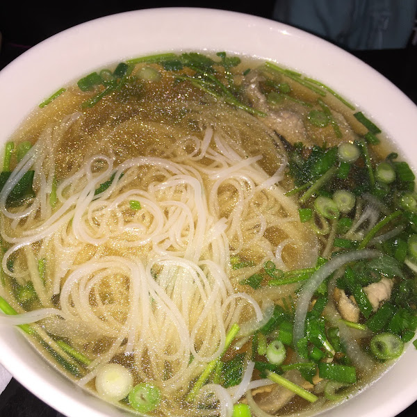 GF steak pho bowl