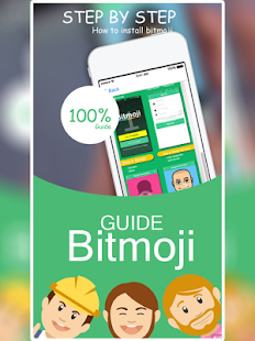 Guide for Personal Bitmoji - náhled