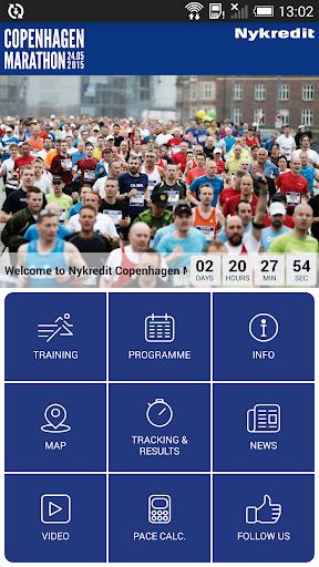 Nykredit Copenhagen Marathon