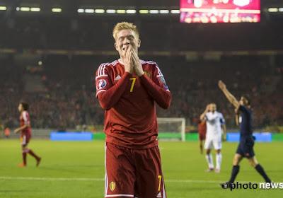 De Bruyne élu Sportif belge de l'année !