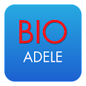 Adele - LIFE IN AN APP icon