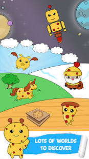 Pizza Evolution - Flip Clicker – Miniaturansicht des Screenshots