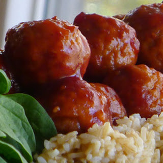 Ultimate Party Meatballs.