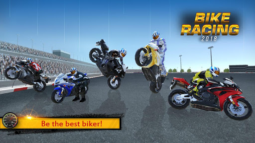 Bike Racing 2018 - Extreme Bike Race 1.8 screenshots 2