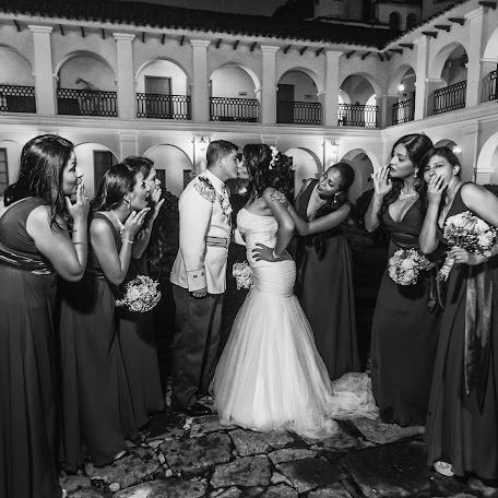 Fotógrafo de bodas Ronald Solarte (fotosolarte). Foto del 14.02.2017